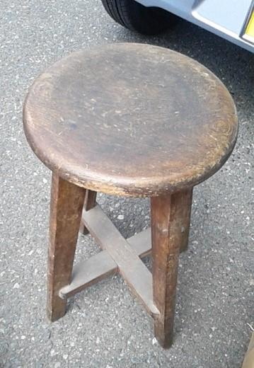 買取 リサイクル品 丸椅子 イス