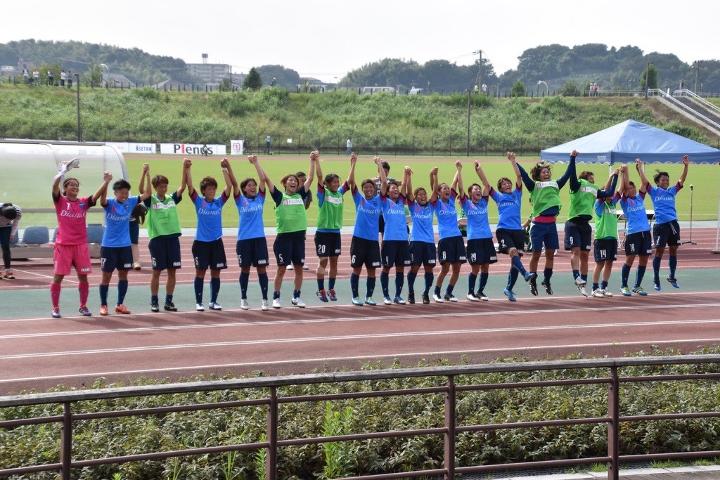 ニッパツ横浜FCシーガルズ なでしこ2部リーグ 吉田瑞季選手 出口春奈選手