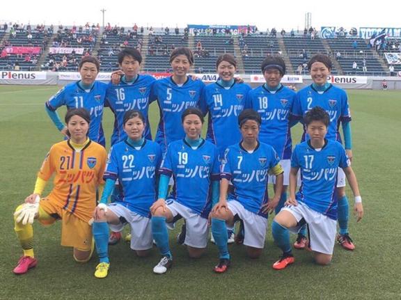 ニッパツ横浜FCシーガルズ 武松商事