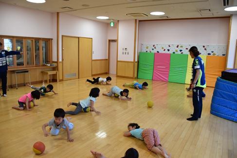 保育園訪問 エコクル 武松商事
