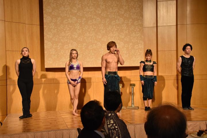 武松グループ新年会