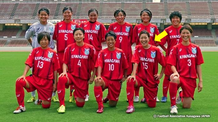 第70回国民体育大会 関東ブロック サッカー 吉田瑞季選手