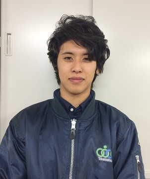 スタッフ紹介 吉田新司 エコクル 粗大回収 ドライバー